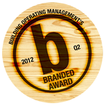 Branded Award - 2012