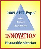 SMART-Sensor™ LCD Awarded - 2005