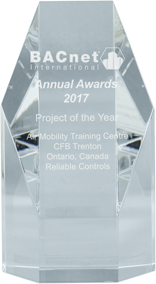 BACnet International 2017 Project of the Year
