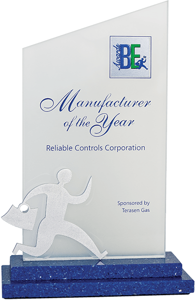 Manufacturer of the Year - 2008