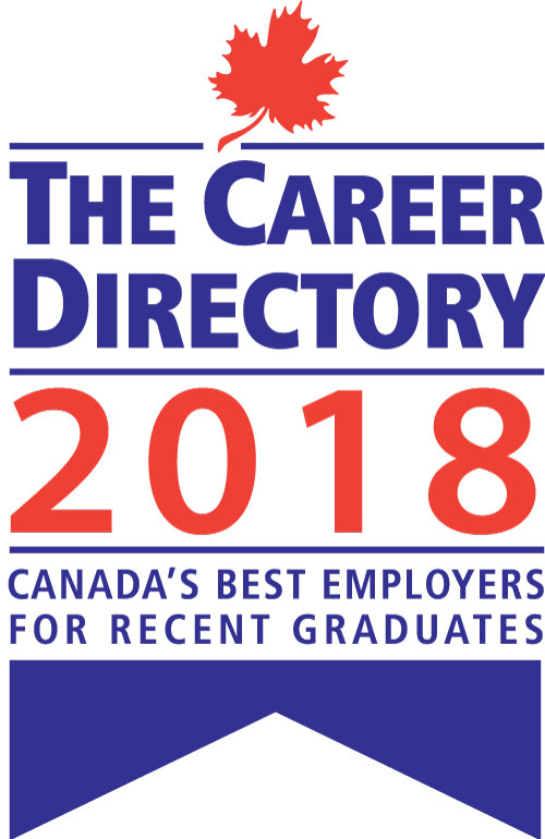 2018 The Career Directory Canada's best employers for recent graduates