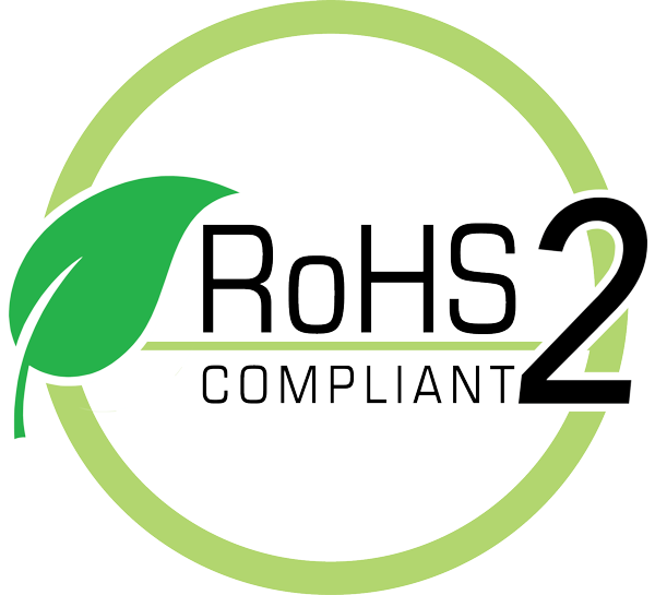 RoHS 2 Certified