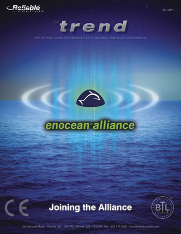 Joining the Alliance - The Trend Newsletter - Q1 2011