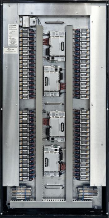 Large Lighting Control Panel LCP-61X122-64R