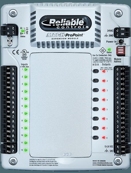 MACH-ProPoint™ Input/Output Universal IO-U Expansion Module