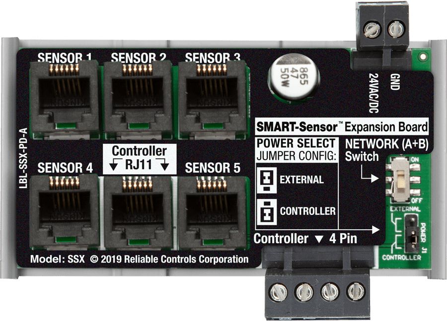 SMART-Net™ eXpansion Board