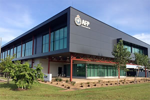 Australian Federal Police Facility Darwin International Airport