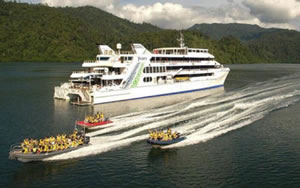 MV YWAM PNG Medical Vessel