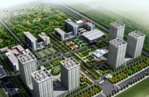 PetroChina Changqing Oilfield Office Building