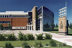 RCMP-K Headquarters